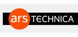 the logo of Ars technica